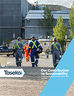 Taseko Mines Sustainability Report