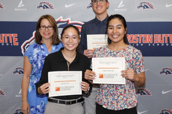 $4,000 in Scholarships to Florence Unified Seniors