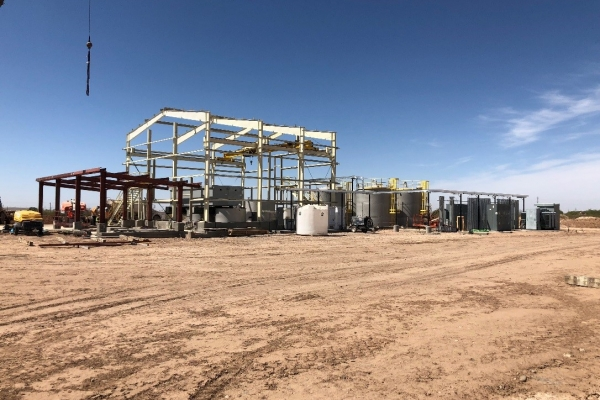 Construction of Florence Copper Project is underway, on-time and on-budget